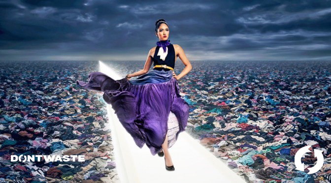 Waste Couture: Fashion vs the Environment