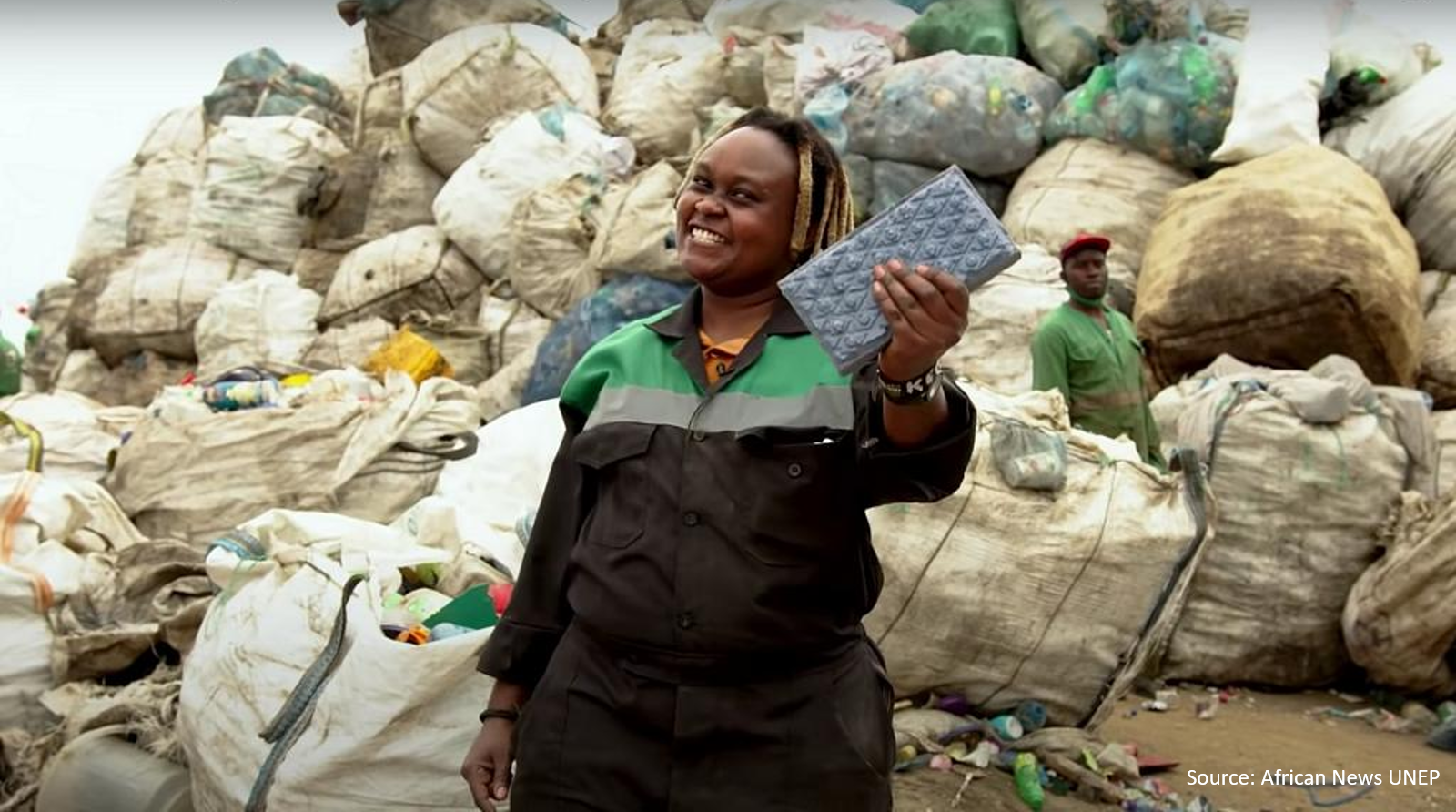 What can be done with waste? A look into innovative and localised recycling in some African Case Studies.