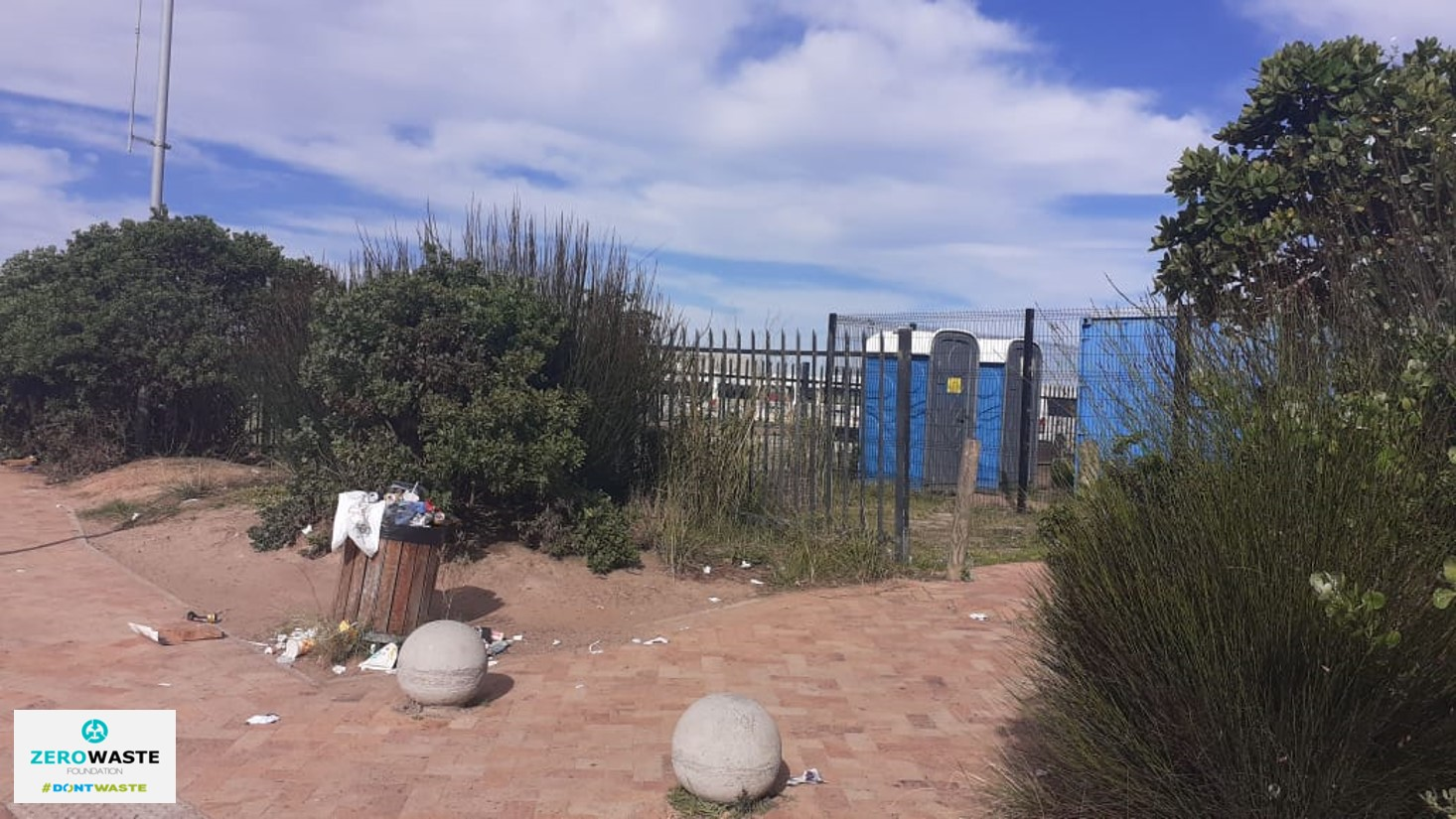 Clean Up of Public Space Around Garden Route Mall